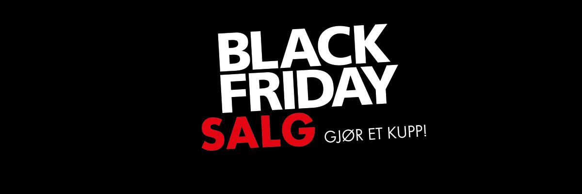 Black Friday Tilbud!