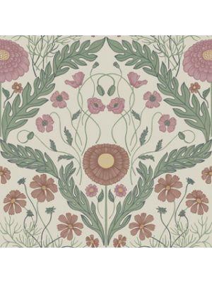fibertapet-blomstermåla-51002