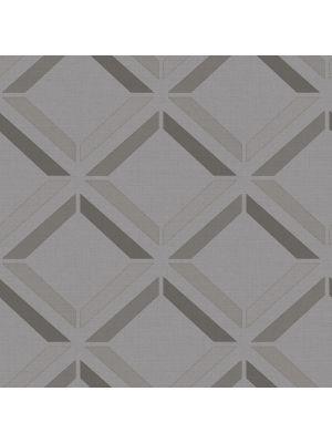 Fibertapet Kaleidoscope Lana Geo Grey 90593 ST.