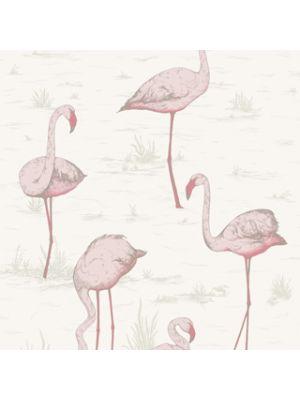 tapet-flamingos-cole&son