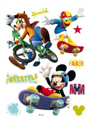DISNEY STICKERS 855