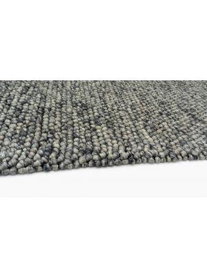 Riverstone Salongteppe Stålgrå - Finnes i flere størrelser