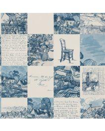 Fibertapet Van Gogh Borge 220031